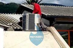 METABEC-Instalacion-Aire- acondicionado-Ecuador-8