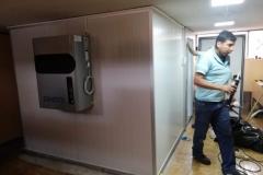 Venta e Instalación de cámara frigorífica Tulcán