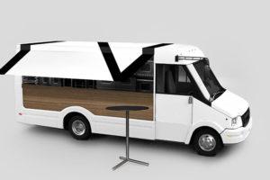 Implementación de food trucks