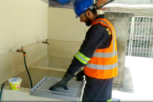Limpieza de ductos campanas y extractores