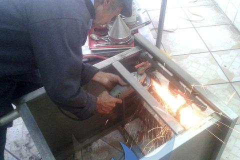 mantenimiento de equipos industriales