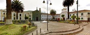 Iglesia Ibarra Ecuador