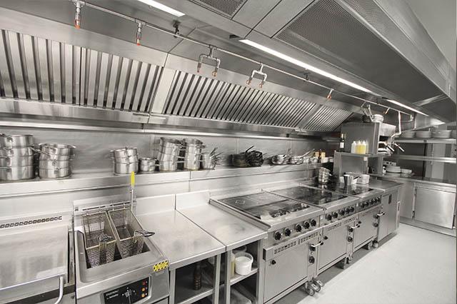 Fabricación de cocinas industriales Ibarra Ecuador