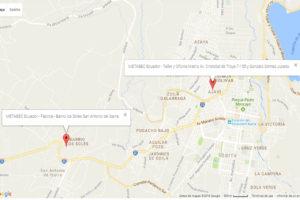 Oficina y fabrica Metabec Ecuador Oficinas METABEC Ibarra Ecuador