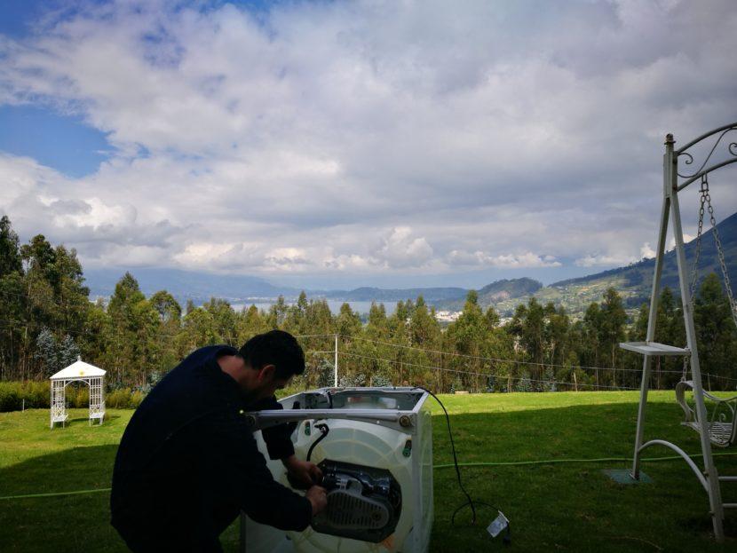 Mantenimiento y Reparacion de lavadoras Ibarra Imbabura servicio técnico de calidad y a domicilio. Contáctanos (WhatsApp: 0967876358 – Cel.: 0991353173) o visita nuestro local.