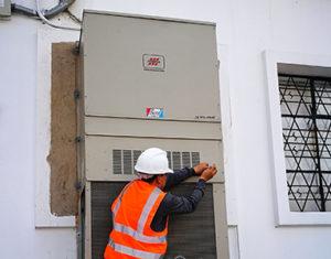 Instalación y mantenimiento de aire acondicionado Imbabura Carchi Ecuador