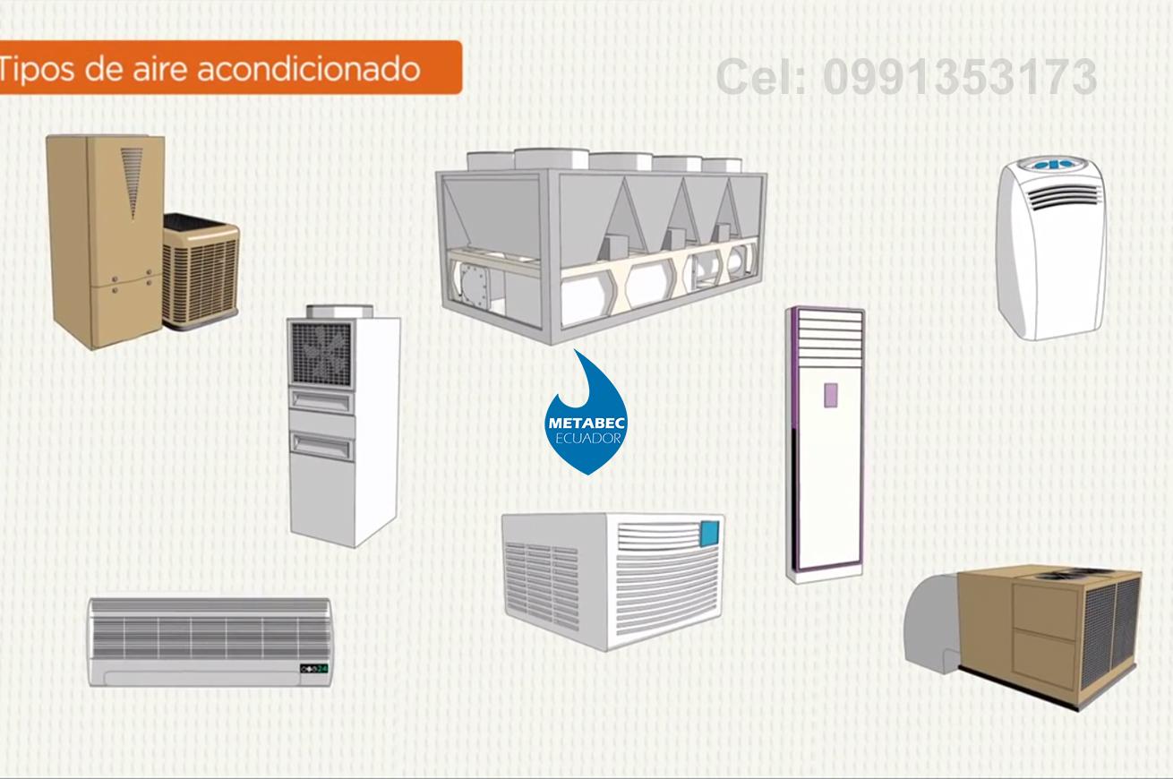 Instalación y Mantenimiento de aire acondicionado en Ibarra Imbabura