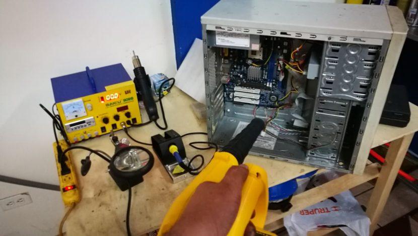 Mantenimiento y Reparación de Computadoras Ibarra Imbabura Ecuador