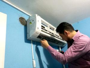 Cómo-dar-mantenimiento-al-aire-acondicionado-tipo-split