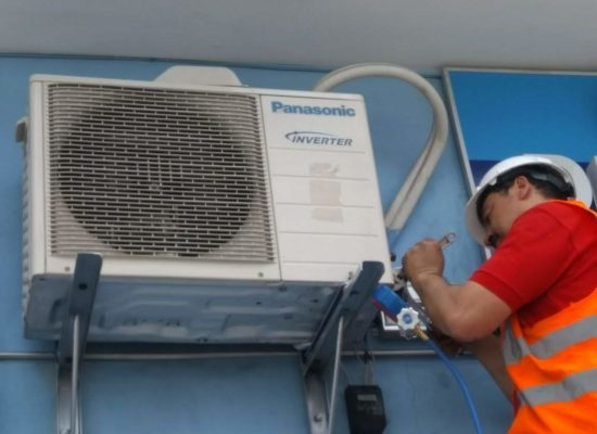 Mantenimiento de Aire Acondicionado CACSPMEC