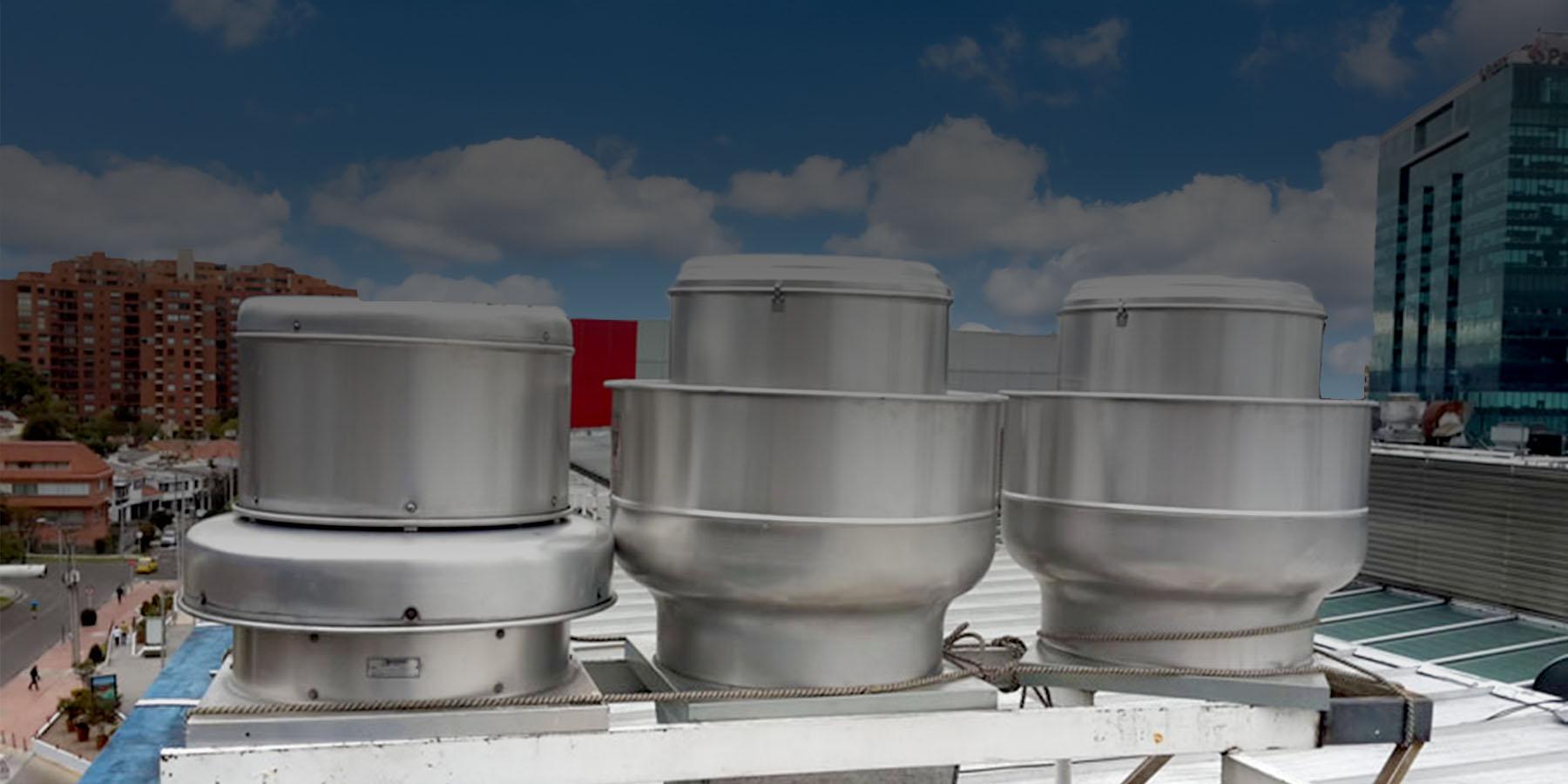 Sistemas de Extracción y Fabricación cocinas industriales Ibarra Ecuador