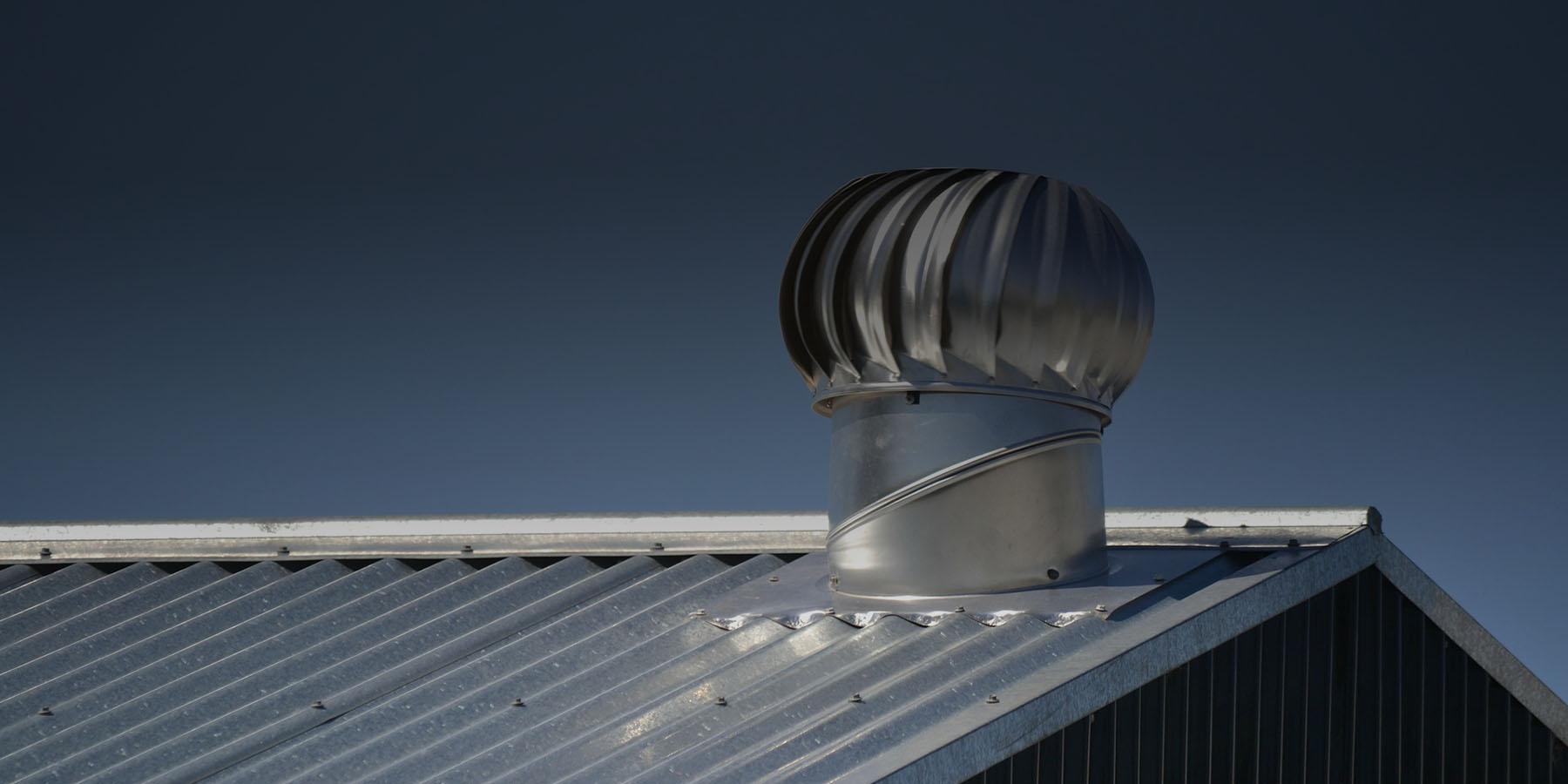 Venta, Instalación y mantenimiento de sistemas de ventilación