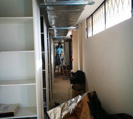 Instalación aire acondicionado Archivo