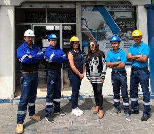 Reseña històrica Metalurgigas Alarcón Bucheli Ibarra - Ecuador Historia Metabec Ecuador